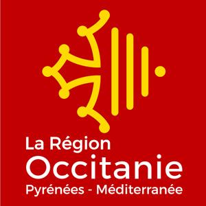 Logo de la la région Occitanie